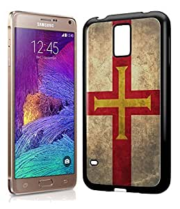 Guernsey National Vintage Flag Phone Case Cover Designs for Samsung Galaxy Note 4