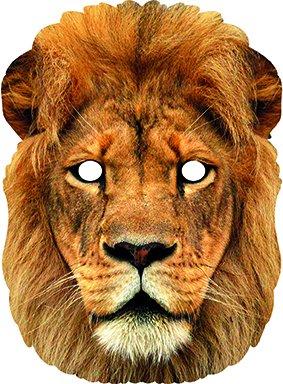 Lion Animal Mask (Lion Mask)