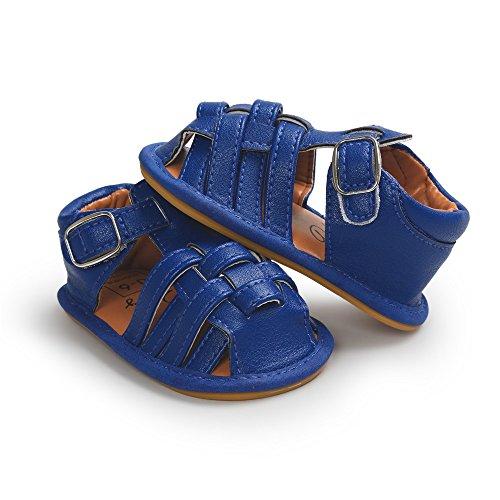 Unbekannt - Zapatos de cordones de Piel para hombre marrón marrón, color marrón, talla 45 EU