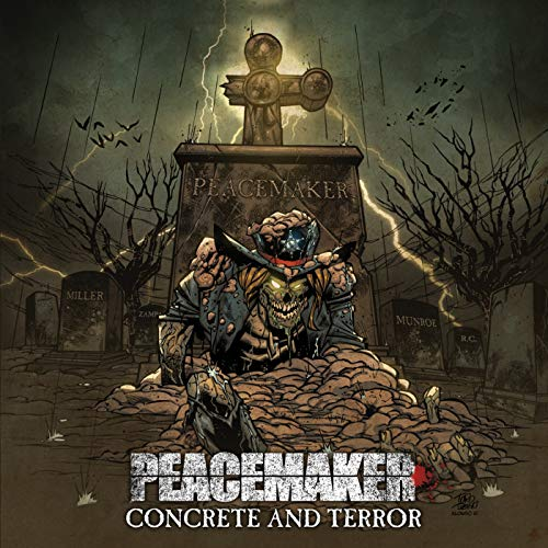 Concrete & Terror by Brutal Planet Records