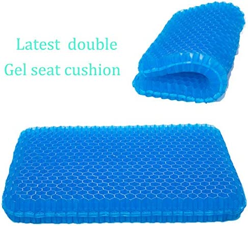 Amazon.com: SESEAT - Cojín de gel para silla de oficina ...