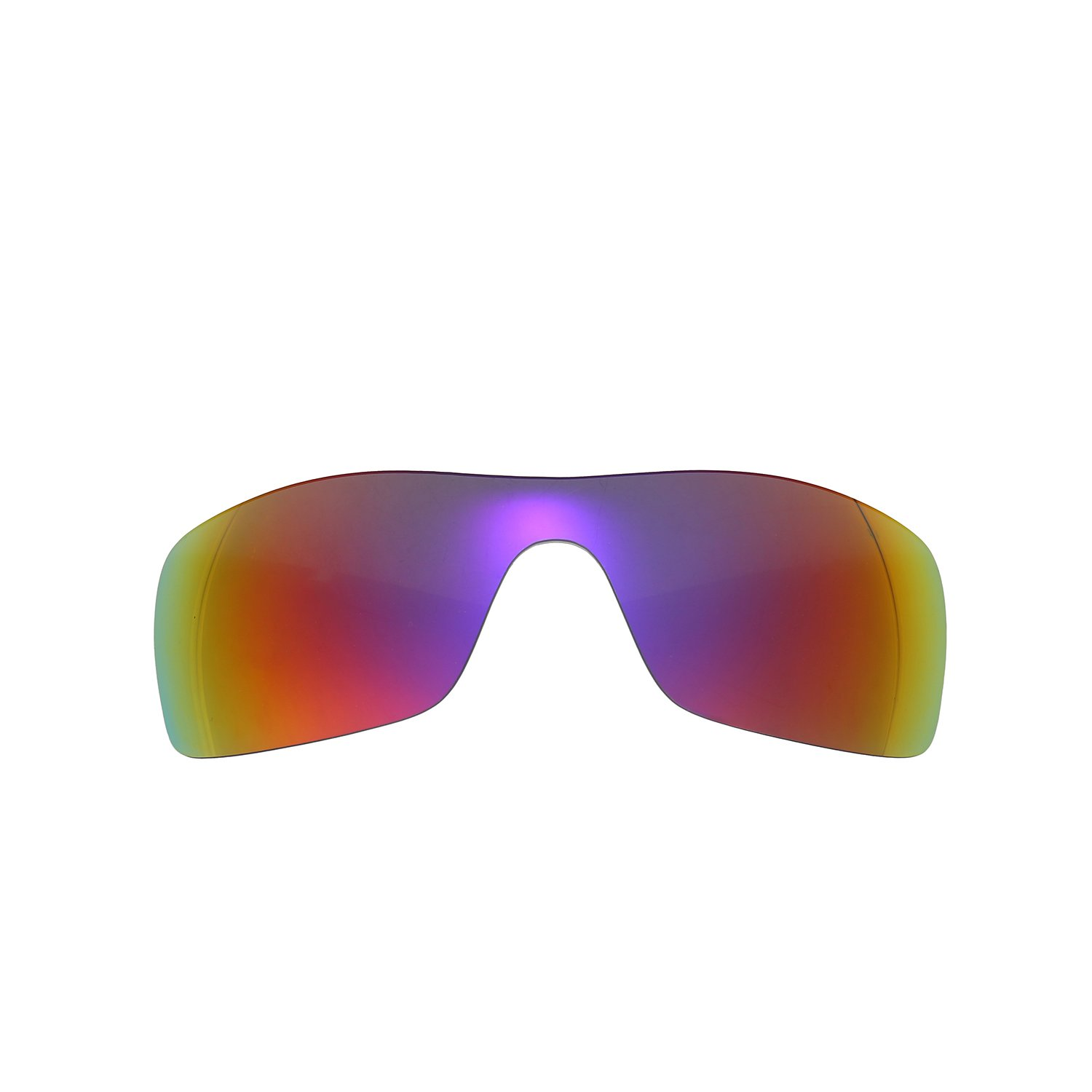 a3a4e36275f Amazon.com  Polarized Replacement Lenses for Oakley Batwolf Sunglasses ( Midnight Sun) NicelyFit  Clothing