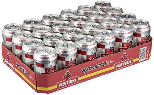 Astra Rakete Biermischgetränk Dose Einweg 24 X 033 L