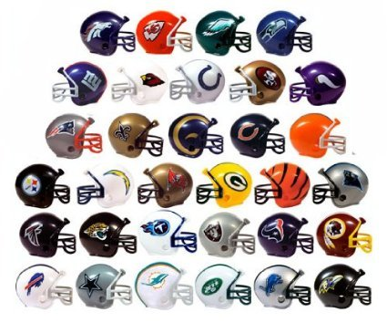 Nfl Buccaneers Helmet - NFL FOOTBALL SET of 32 TEAM 2