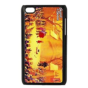The Sword in the Stone For Ipod Touch 4 Cases Cover Cell Phone Case STX077596
