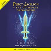 Percy Jackson & The Olympians: The Demigod Files | Rick Riordan