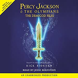 Percy Jackson & The Olympians Audiobook