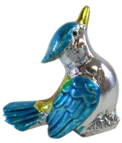 Jay Figurine - Tiny Ganz Zoo Animal Figurine ()