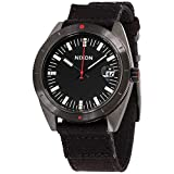 Nixon A355-001 The Rover II Black Men's Watch