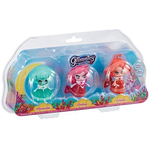 Glimmies Aquaria Triple Blister