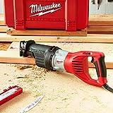 Milwaukee 6538-21 15.0 Amp Super Sawzall
