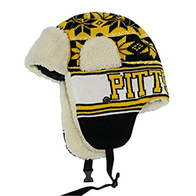 ChoKoLids Football Team City Name Knitted Trapper Winter Hat - 23 Cities