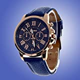 2016-Male-Leather-Belt-Casual-Fashion-Watches-Three-Six-Pin-Quartz-Watches-Quartz-Watch-Royal-Blue