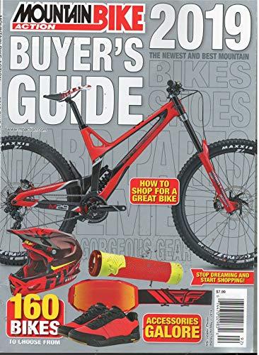 - Mountain Bike Action 2019 Buyer's Guide