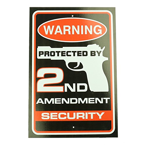 The 8 best security signs with guns