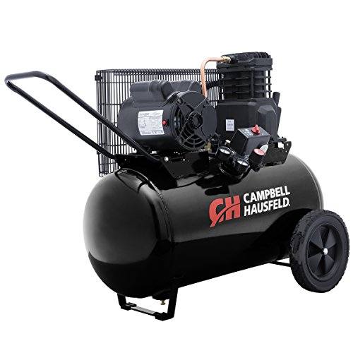 Campbell Hausfeld Air Compressor, 20 gallon Horizontal Po...