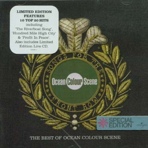 Songs for the Front Row: Best of - Ocean Colour