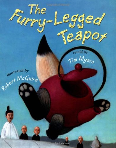 The Furry-Legged Teapot by Two Lions
