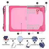 For Macbook Air 13 Case, Stand Bottome Cover with