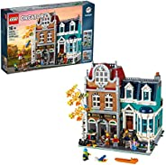 LEGO Creator Expert Bookshop 10270 Modular Building Kit, Big Set and Collectors Toy for Adults, New 2020 (2,50