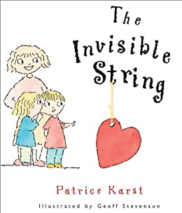 The Invisible String by [Karst, Patrice]