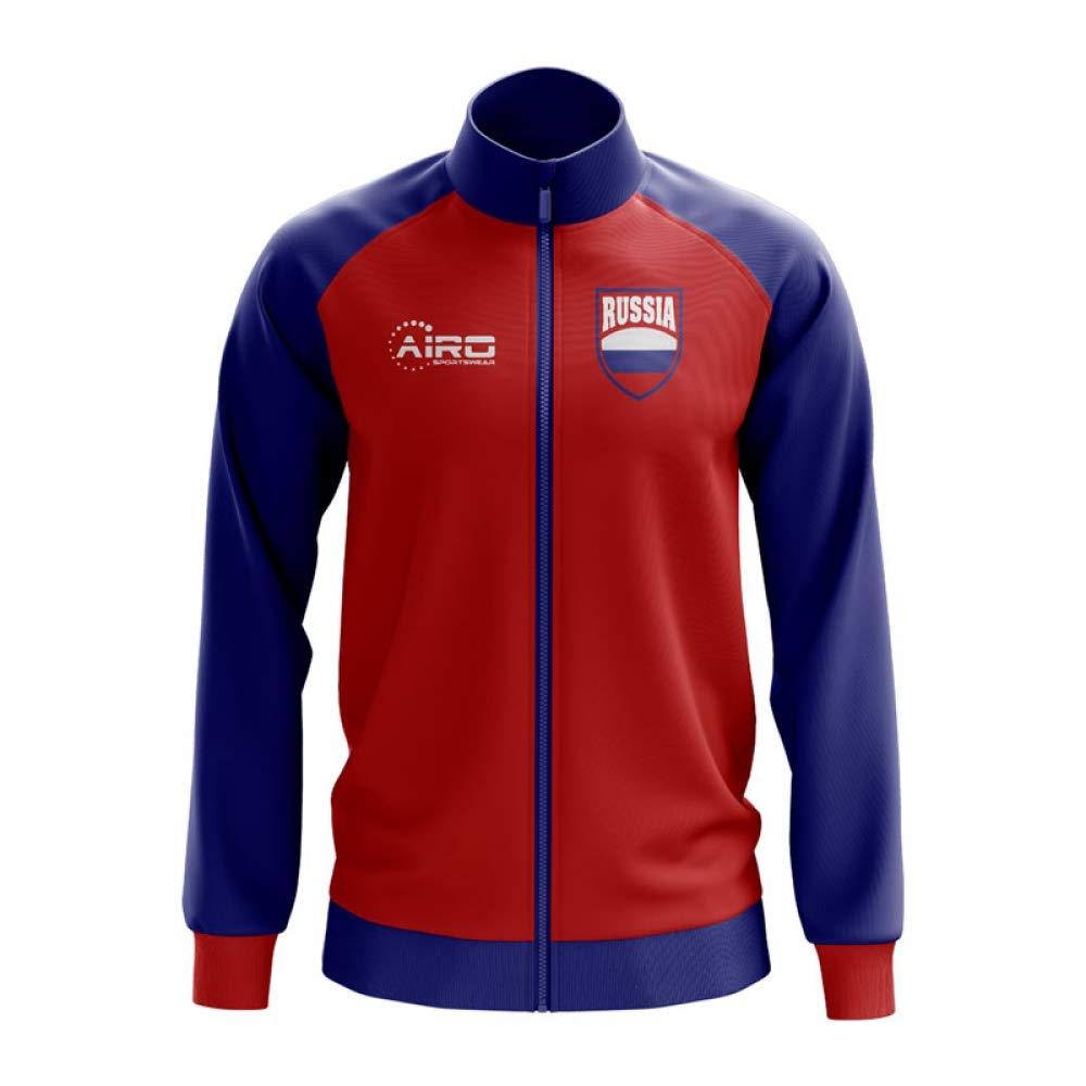 Airo Sportswear Russia Concept Football Track Jacket (ROT)