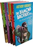 Diamond Brothers Detective Agency Collection By Anthony Horowitz 5 Books Set