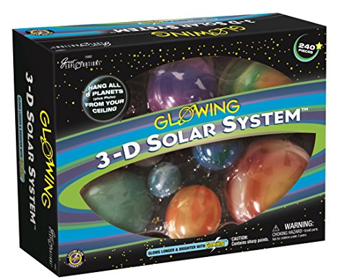 University Games Great Explorations 3-D Solar System
