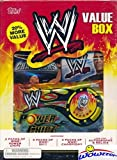 #6: 2011 Topps WWE HUGE Factory Sealed Value Box with 12 Packs! Includes Packs of 2011 Topps WWE, WWE Champions & Power Chipz! Look for The Rock, Jon Cena, Triple HT and Many More!