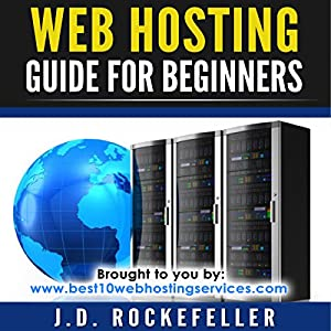 Web Hosting Guide for Beginners Audiobook