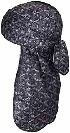 28d34c5643e39b VALSE Best Designer Premium Durag for Men Women, 20+Fashion Pattern, Du-