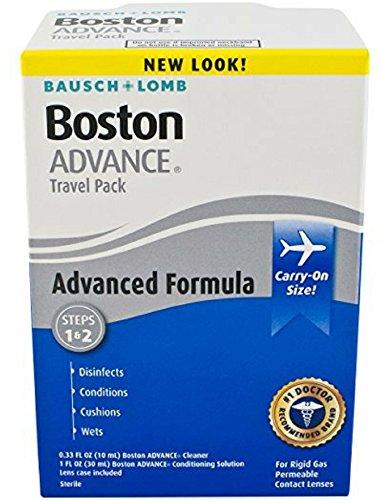 Bausch & Lomb Boston Advance Travel Pack-1.35 oz, 2 pack