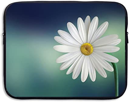 Laptop Sleeve Bag Beautiful Flowers Cover Computer Liner Package Protective Case Waterproof Computer Portable Bags