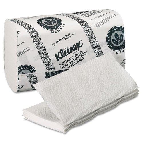 キンバリー – Scott c-fold紙タオル、8 – 1 / 8 x 12 – 1 / 2、We、120 /パック、16 / ctn – パックof 2 B002FTLGQQ