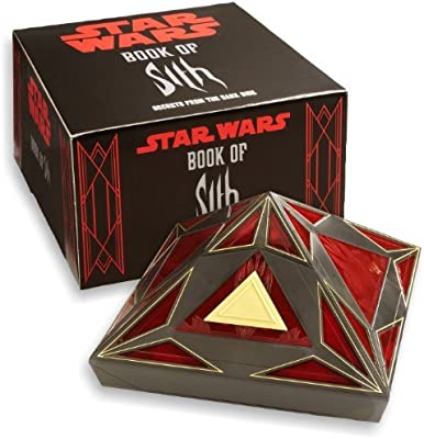 Book Of Sith Secrets From The Dark Side Vault Edition Daniel