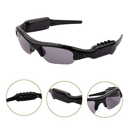 Chlyuan Montar Gafas de Ciclismo Multifuncional Inteligente ...