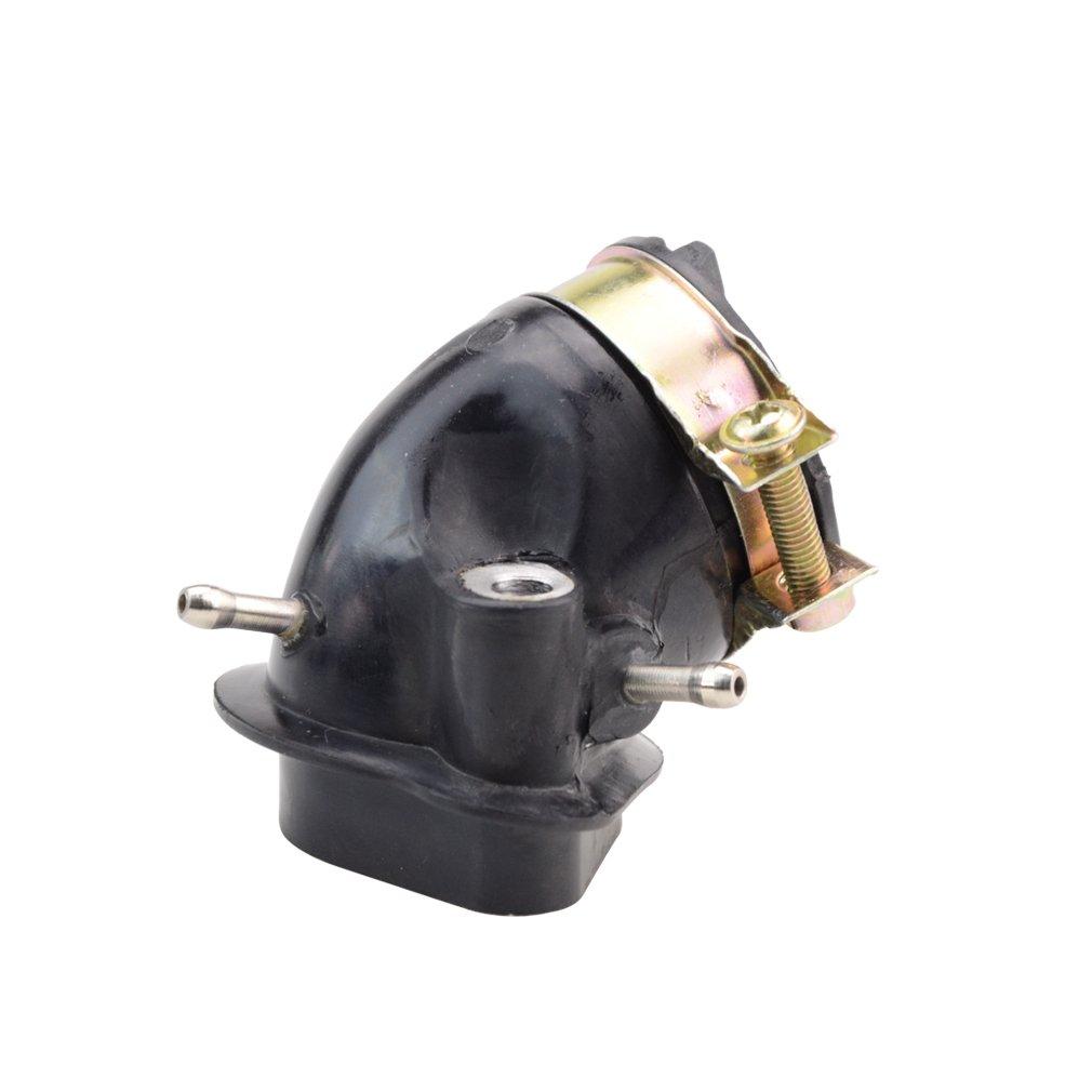 GOOFIT 42mm Air Filter for 4 stroke 50cc 70cc 90cc 110cc 125cc ATV Dirt Bike Red P091-043