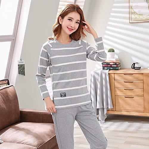 Coreana Para De Un Domicilio Damas Home Xxl Elásticas Largos size Pueden Traje Pijama Usar Otoño Mujer Servicio Versión Casuales Las Pantalones Y Ferza A qxzwYtFt