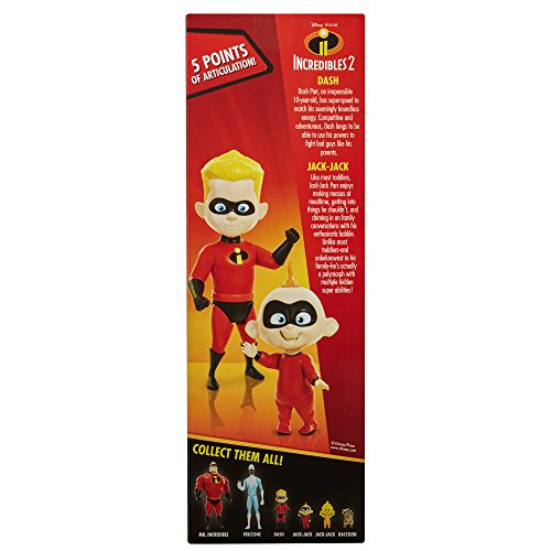 Amazon Com Jack Jack And Dash Action Figures Toys Games