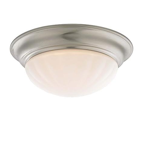 Decorativa para embellecedor de techo empotrable luces con melón de cristal