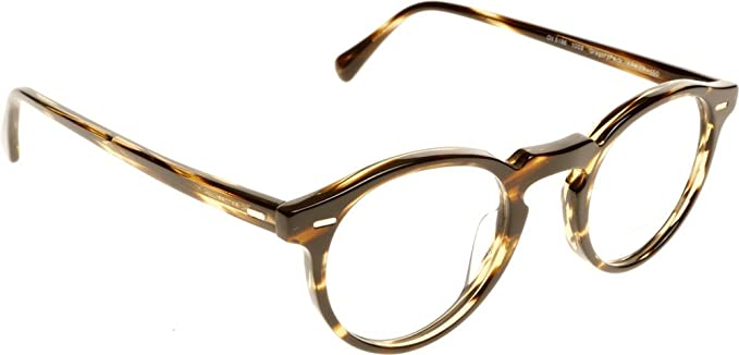 7e22b9e0e9 OLIVER PEOPLES GREGORY PECK 5186 COL.1003 SIZE 47-23-150  Amazon.co.uk   Clothing