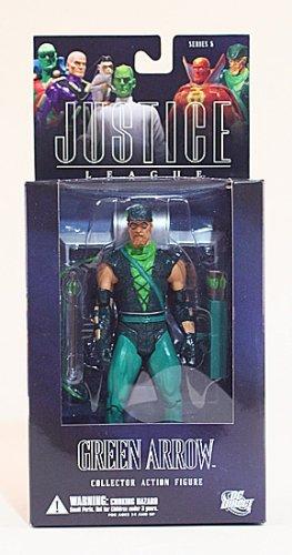 DC Comics Justice League Alex Ross Series 5 Green Arrow Action Figure