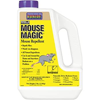 Mouse Magic Natural Mouse Repellent Reviews