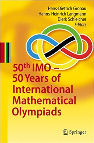 50th IMO - 50 Years of International Mathematical Olympiads