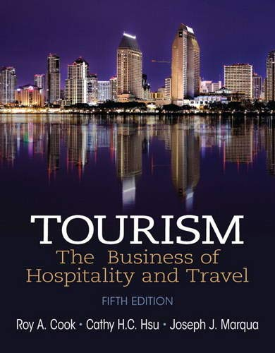 DOWNLOAD BOOK Tourism: The Business of Hospitality and Travel (5th Edition)