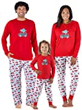 Sleepyheads Holiday Family Matching Tree Delivery Pajama PJ Sets - Mens (SHM-5011-M-MED)