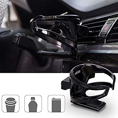 LITTLEMOLE Car Cup Holder, Car Outlet Air Vent Mount,Adjustable Drink Stand for Mugs, Water, Coffee, and Can: Automotive