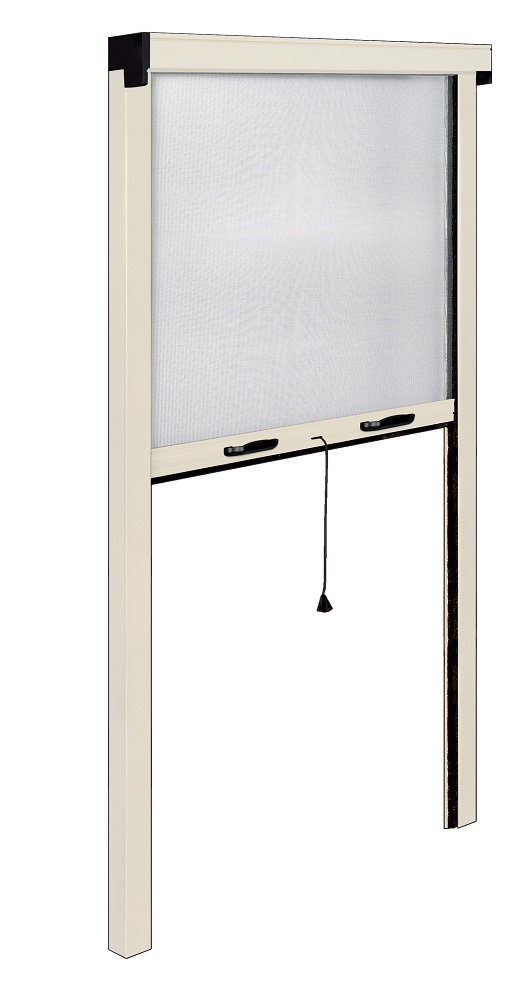 Irs-ce white mosquito net removable RAL 9010 cm 140X250H