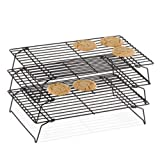 Wilton Indulgence Professional Cookie Cooling Rack Stackable