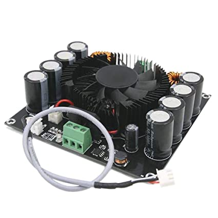 Super Amazon Com Toogoo Xh M257 High Power 420W Mono Digital Amplifier Wiring 101 Kniepimsautoservicenl